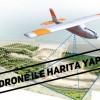 Drone ile harita yapımı