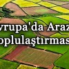 Avrupa'da Arazi Toplulaştırması