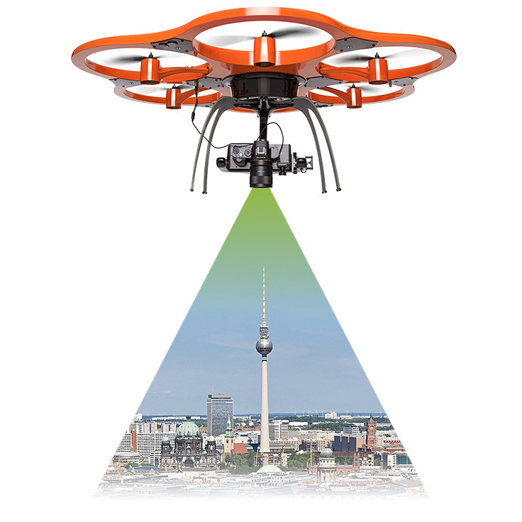 drone ile ölçme